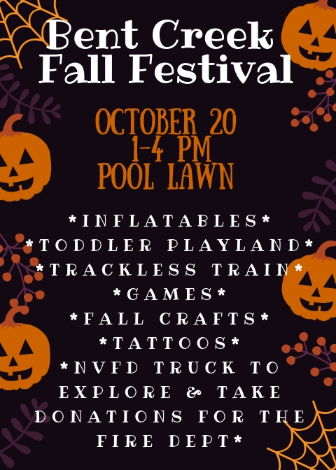 2nd Annual Bent Creek Fall Festival 1